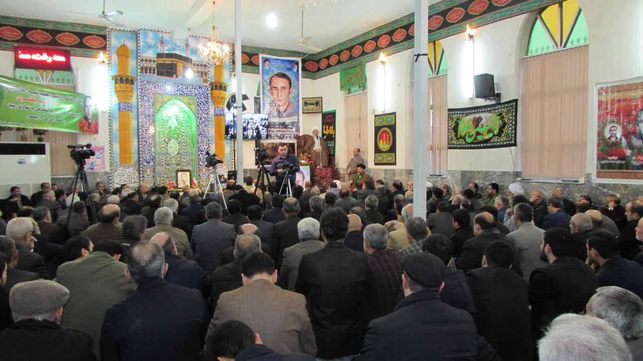 آیت الله فلاحتی در یادواره نخستین معلم شهید انقلاب اسلامی1