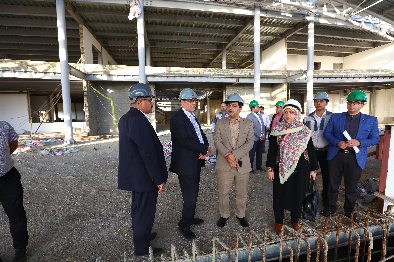 پروژه نمایشگاه اصفهان