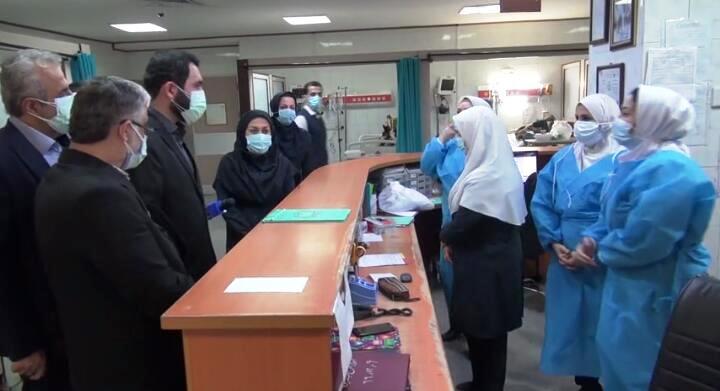 بازدید سرزده دادستان مازندران از چالوس