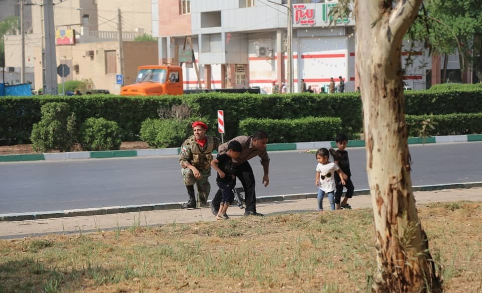 تصاویر تروریستهای امروز اهواز