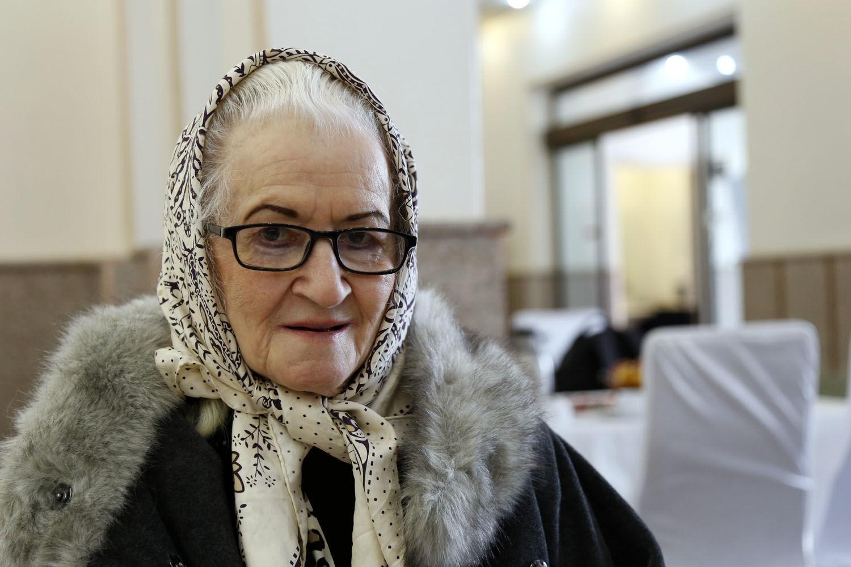 ملکه رنجبر دربیمارستان بستری شد