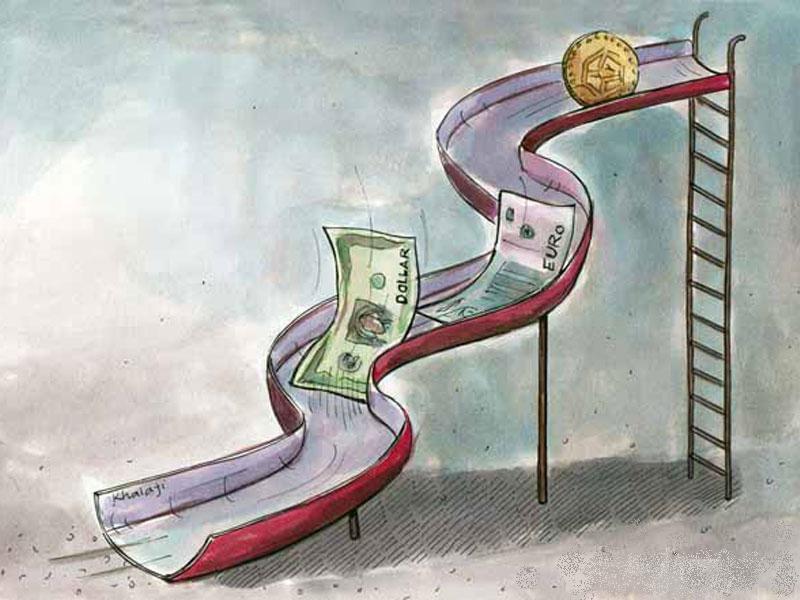 نوسانات قیمت ارز