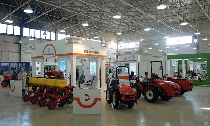 نمایشگاه ماشین آلات کشاورزی خوزستان