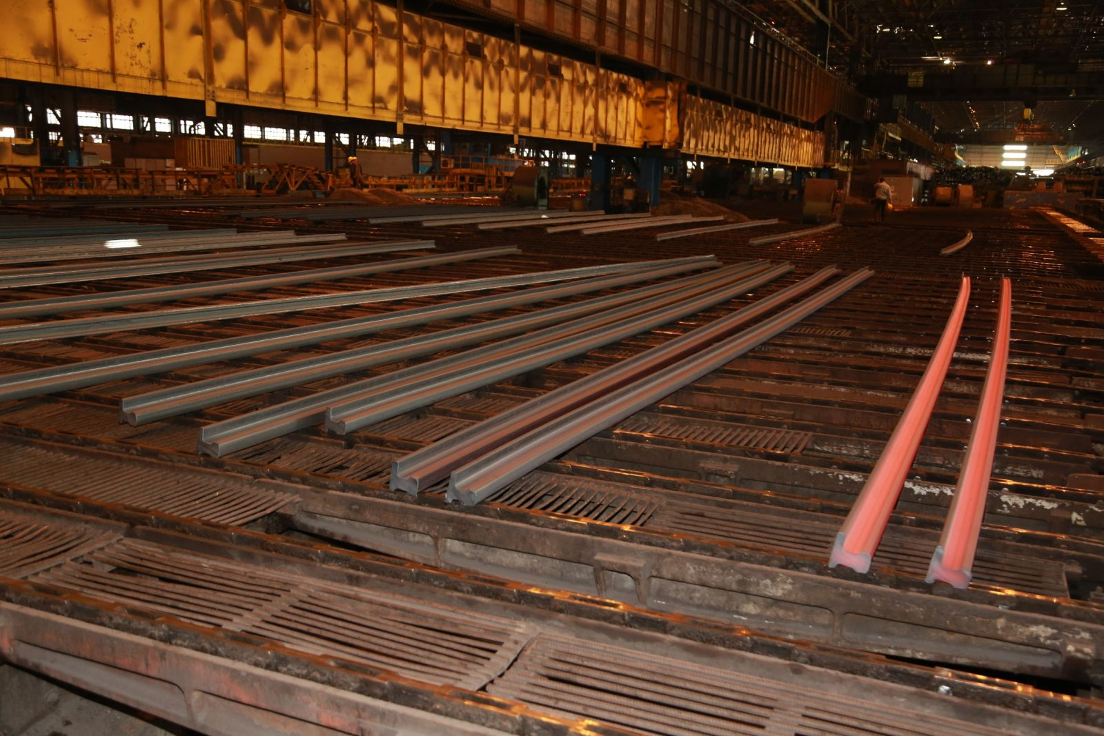 ریل ذوب آهن