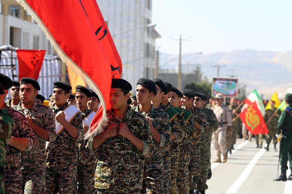 رژه دفاع مقدس (9)