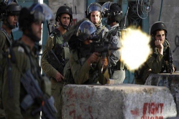 حمله صهیونیست ها به کرانه باختری