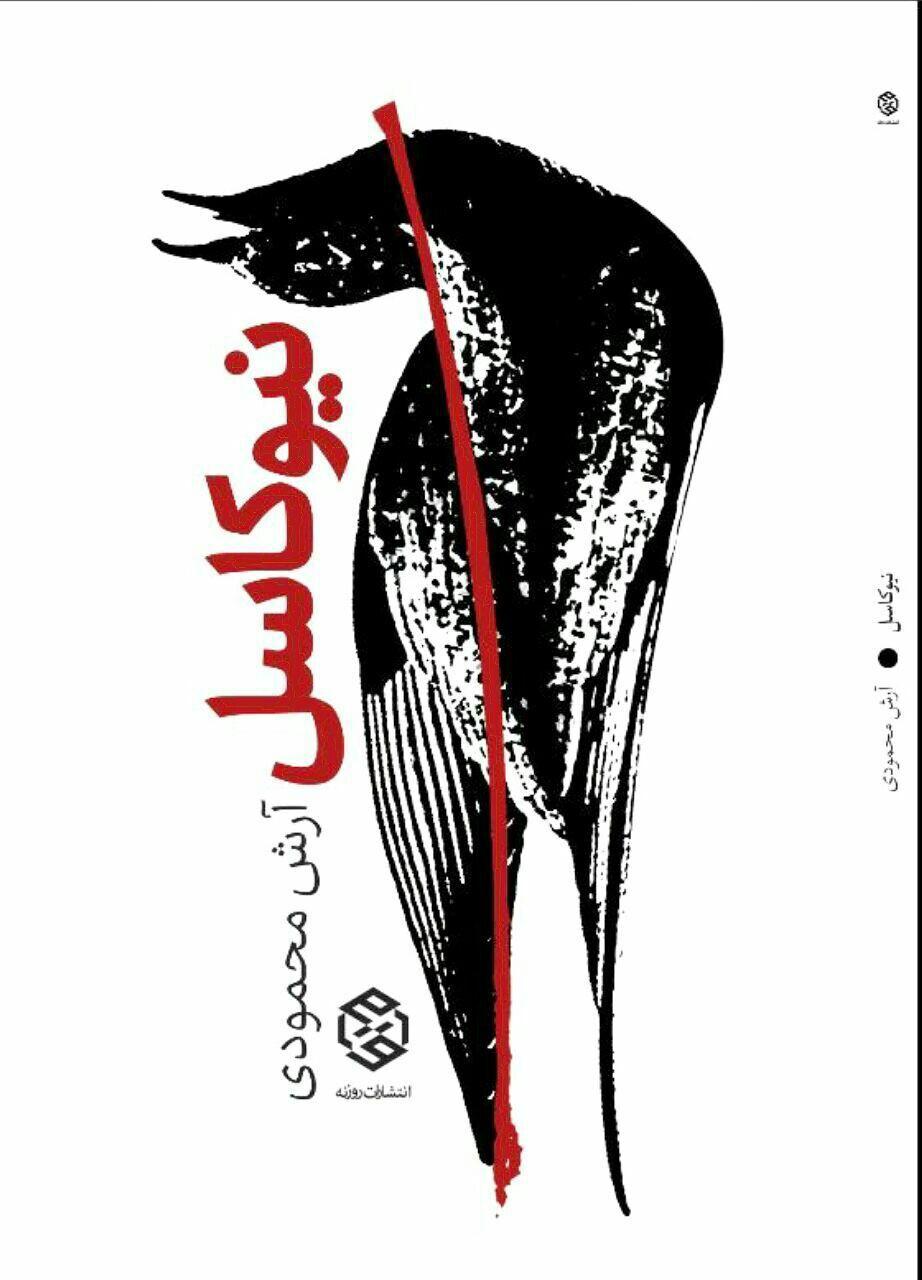 اثر آرش محمودی نویسنده و داستاننویس