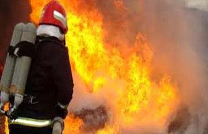 آتش سوزی انبار مهمات جنگی دزفول