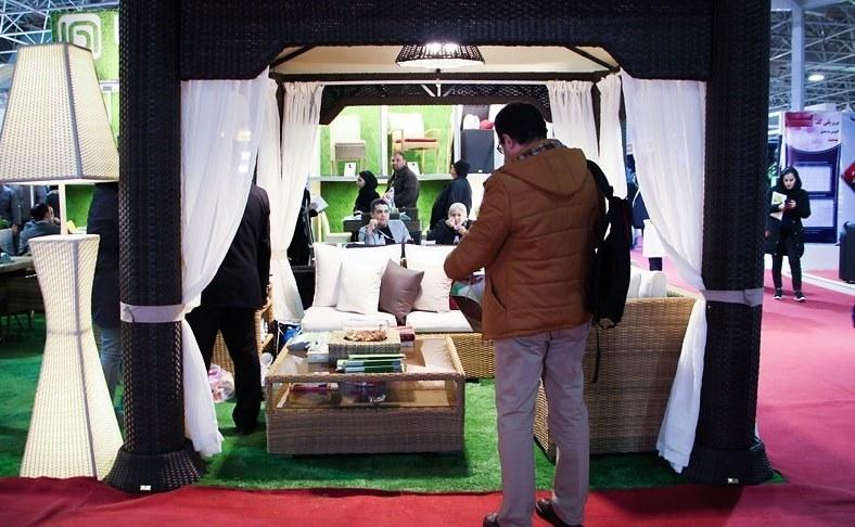 نمایشگاه منسوجات خانگی