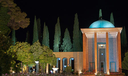 آرامگاه سعدی1