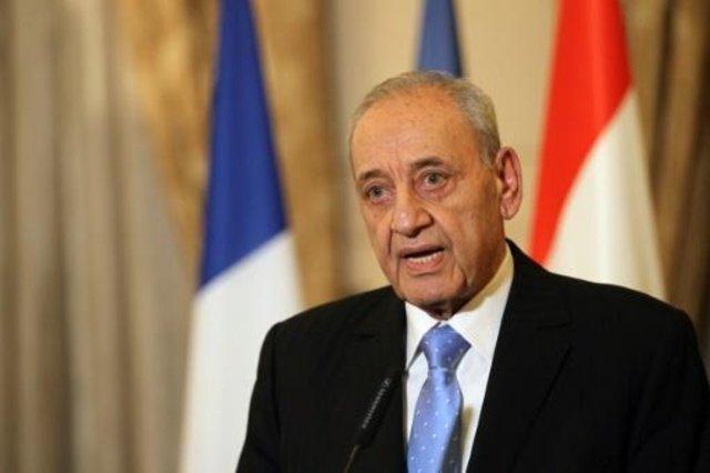 نبیه بری، رئیس پارلمان لبنان
