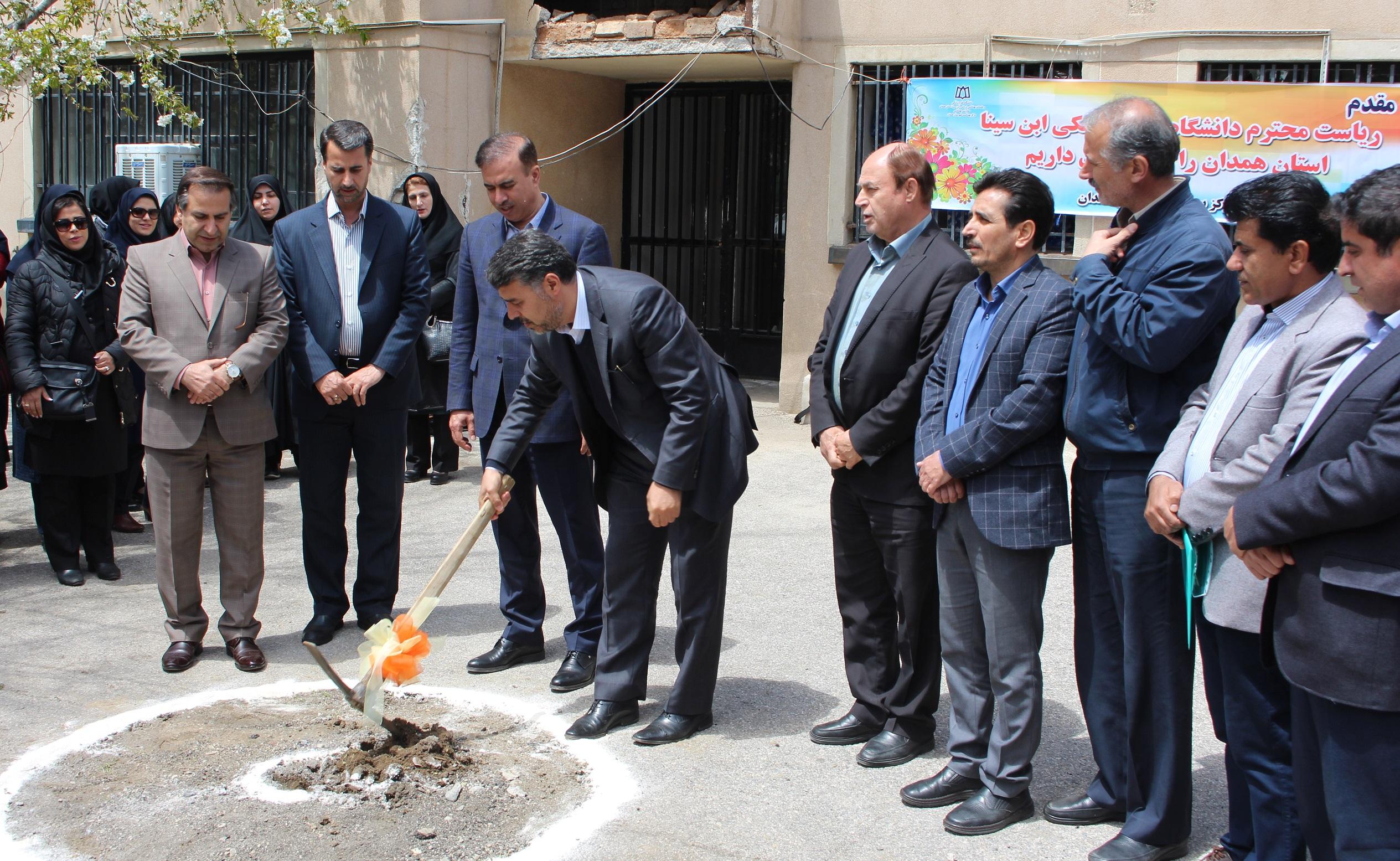 احداث ساختمان آموزشی به ورزان استان همدان