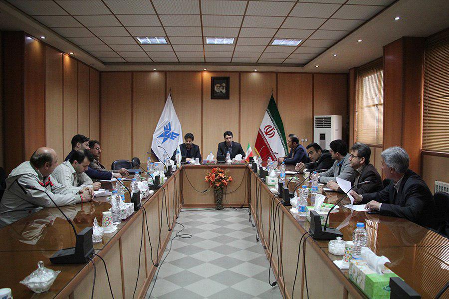 شورای ورزش دانشگاه ازاد واحد رشت