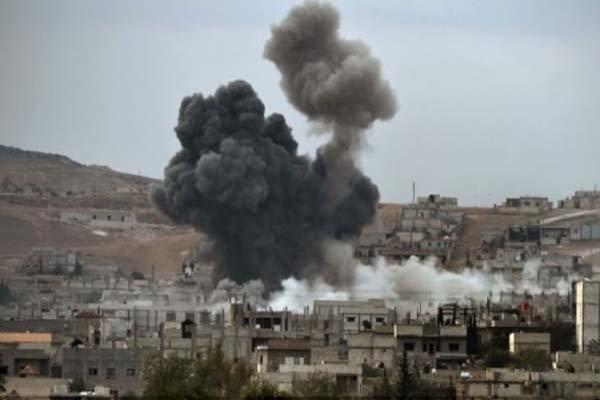 حل بحران سوریه