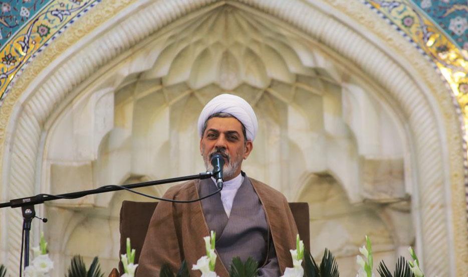 حجتالاسلاموالمسلمین ناصر رفیعی