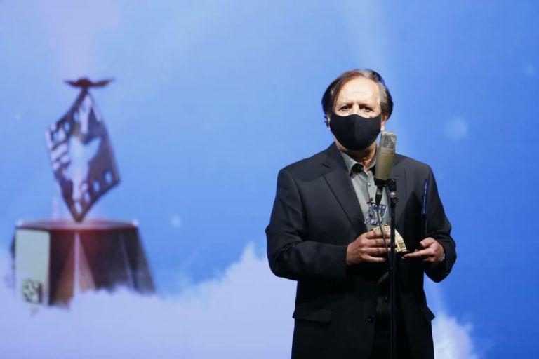 مجید مجیدی در اختتامیه سی و سومین جشنواره بین المللی فیلم های کودکان و نوجوانان