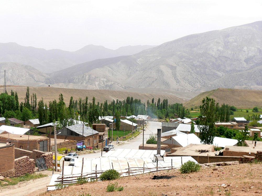 روستای چاشم