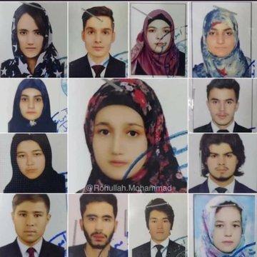 کشته شدگان حادثه تروریستی کابل