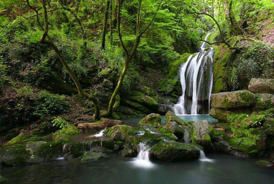 آبشار های شیرآباد
