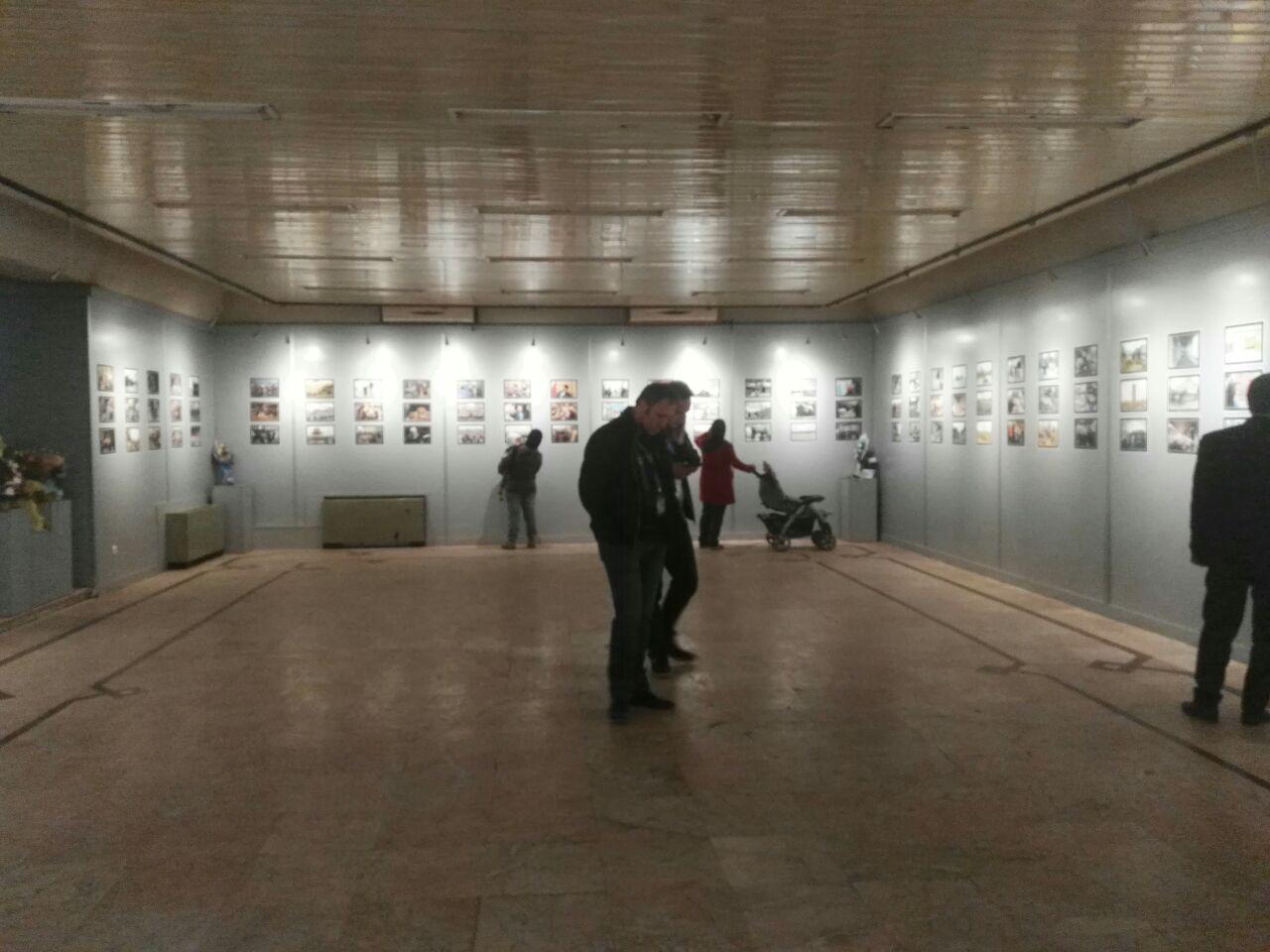 نمایشگاه عکس خبری1