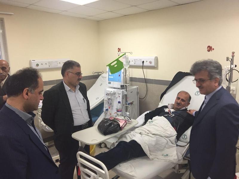 بررسی روند درمان در شرق گیلان