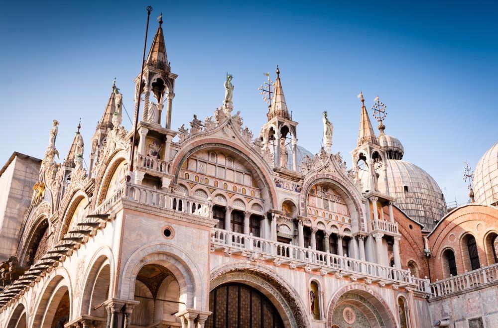 سنت مارک در ونیز، ایتالیا