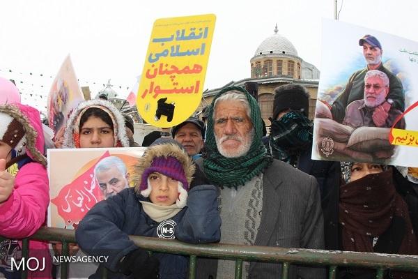 پیرمرد انقلاب