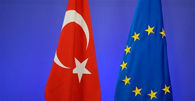 پرچم چین اتحادیه اروپا