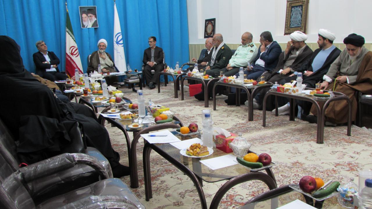 جلسه شورای فرهنگ عمومی گیلان1