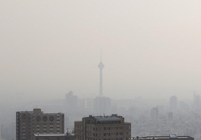 شاخص کیفیت هوای تهران