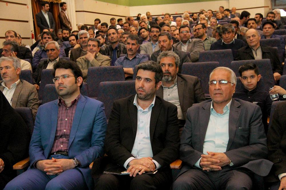 یادوراه شهدای شهرداری اصفهان