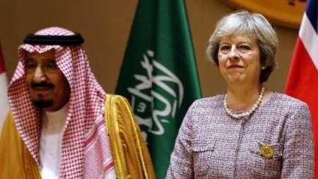 تملق انگلیس نسبت به ولیعهد عربستان سعودی