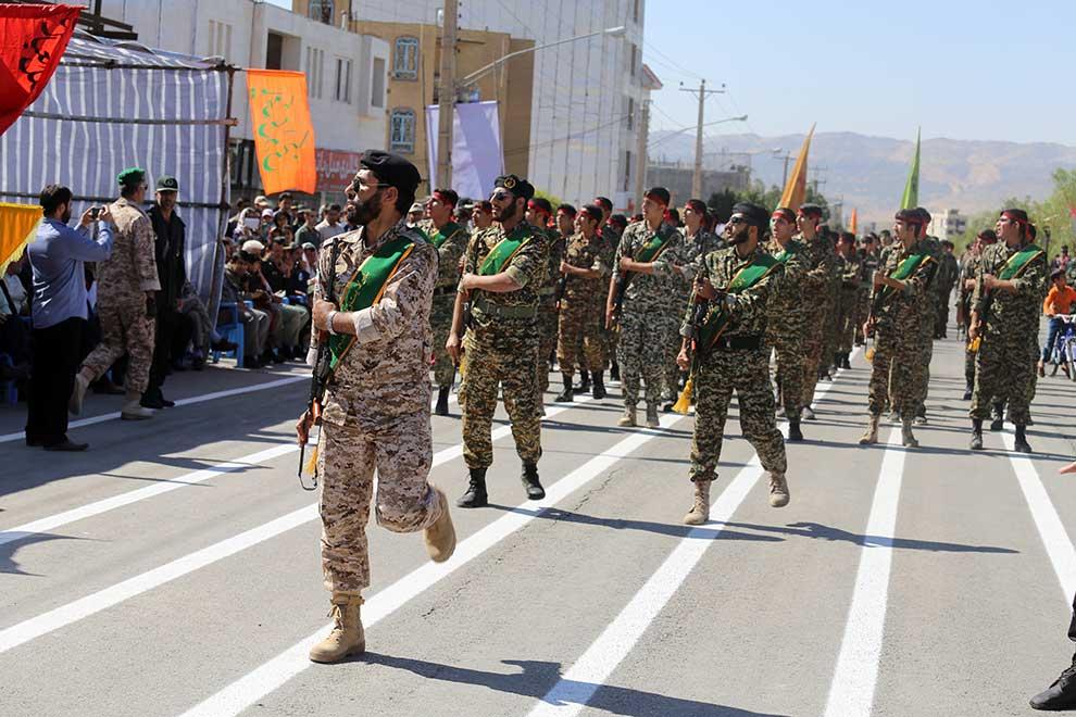 رژه دفاع مقدس (10)