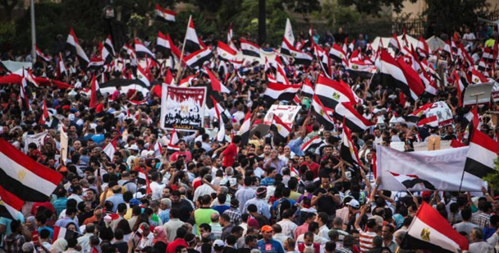 طراحی انقلاب مصر توسط آمریکا علیه حسنی مبارک