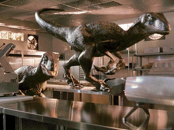 پارک ژوارسیک «Jurassic Park»