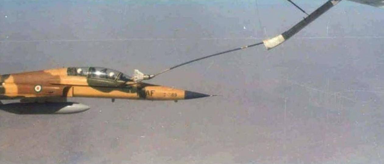 جنگنده ایرانی اف5