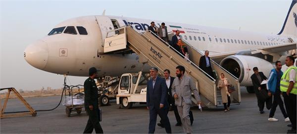 سفر وزیر اراشاد به خوزستان