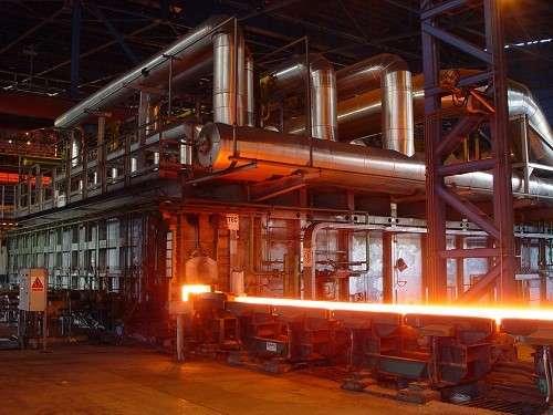 احداث فولاد گرم در خوزستان