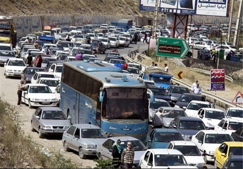 محدودیت ترافیکی جاده ها
