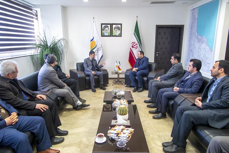 رئیس کمیته امداد امام خمینی (ره) در منطقه ازاد انزلی