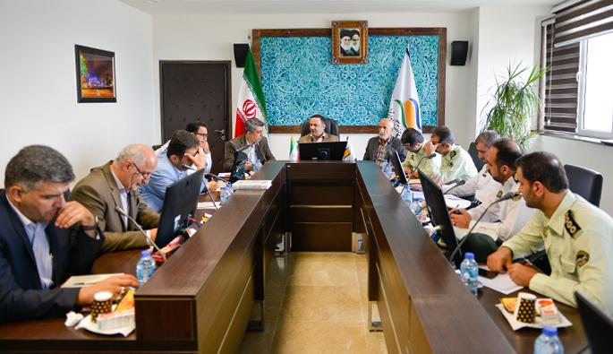 شورای ترافیک منطقه ازاد انزلی