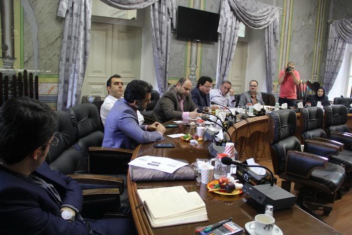 کمیسیون +عمران شورای رشت