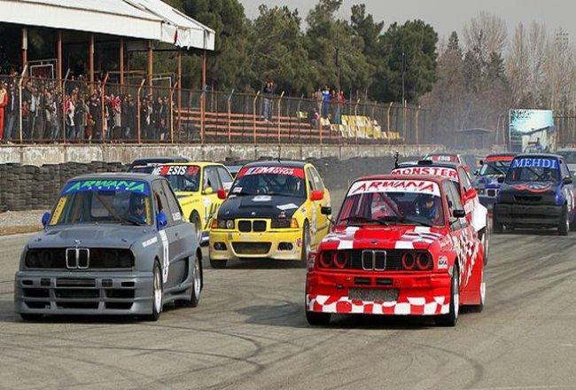 مسابقات اتومبیلرانی