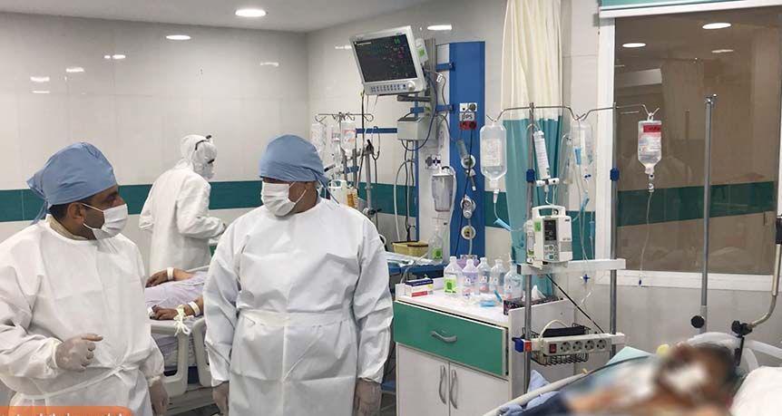 بیمارستان 9 دی