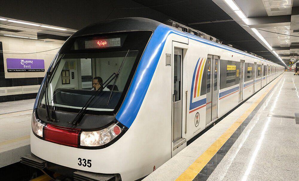 بیش از یکهزار میلیارد تومان برای مترو تبریز هزینه شده است