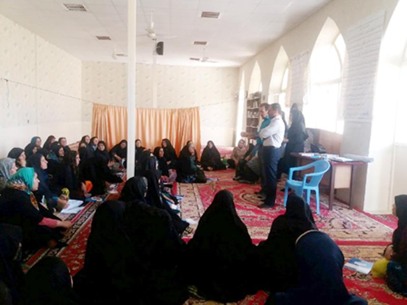 فعالیت های قرارگاه پیشرفت و آبادانی سپاه استان فارس