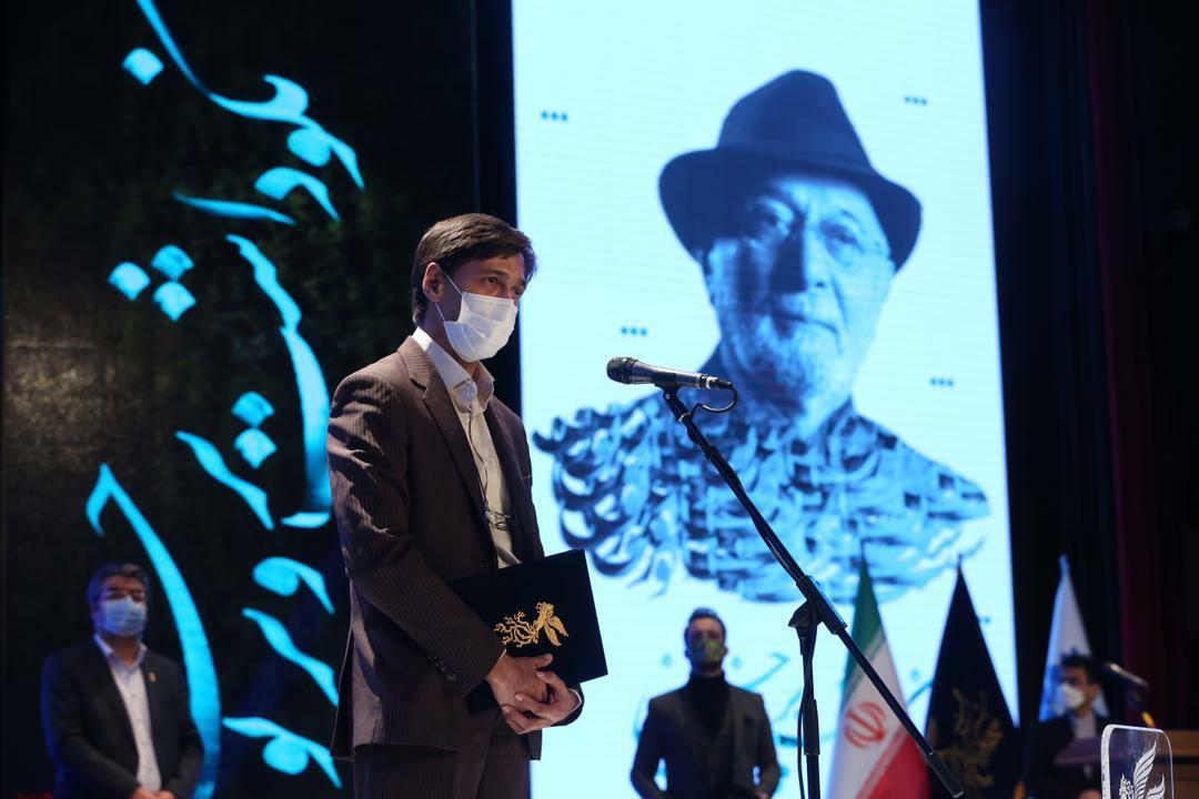 بزرگداشت پرویز پورحسین در اختتامیه جشنواره فیلم فجر