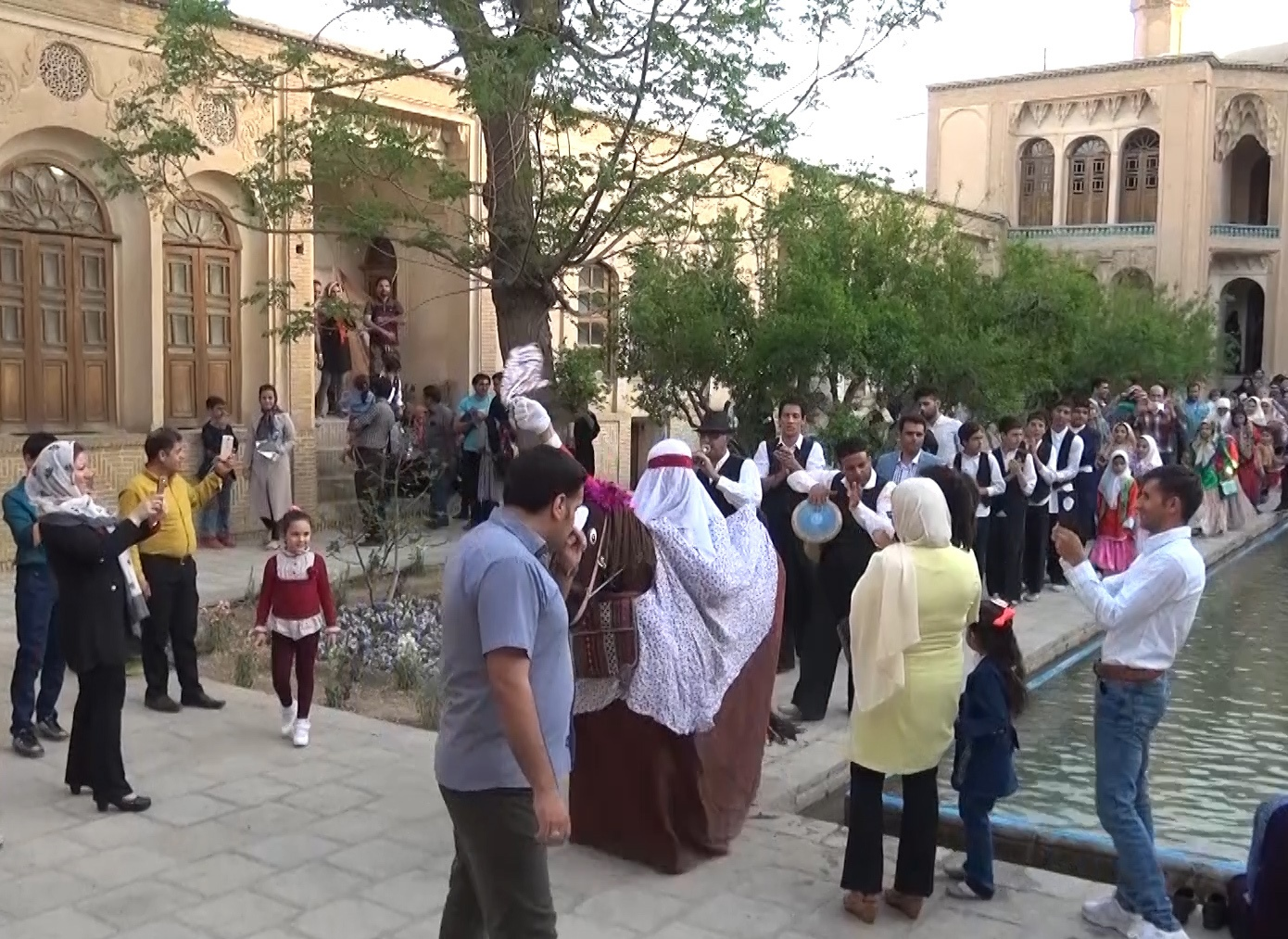 اصفهان- برنامه فرهنگی