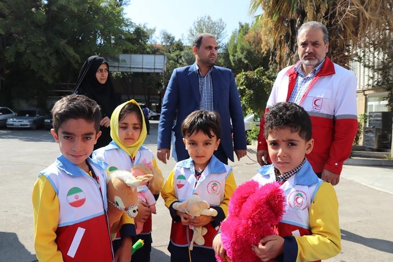 غنچه های هلال  اصفهان