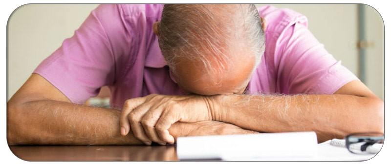 ضعف و بی حالی در سالمندان 1
